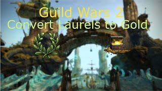 Easy Gold Guide Guild Wars 2