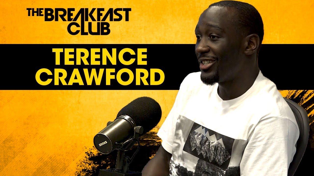 Terrence Crawford Talks Errol Spence, Skills Vs. Size ...