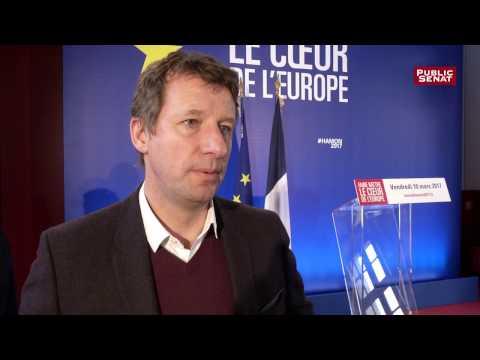 """Europe : """"Mme Merkel voit bien que le statu quo n'est plus possible"""" affirme Yannick Jadot"""