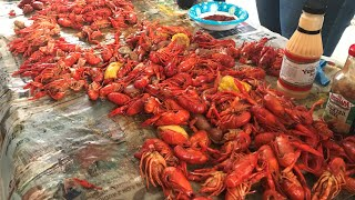 Louisiana Crawfish Boil 2019