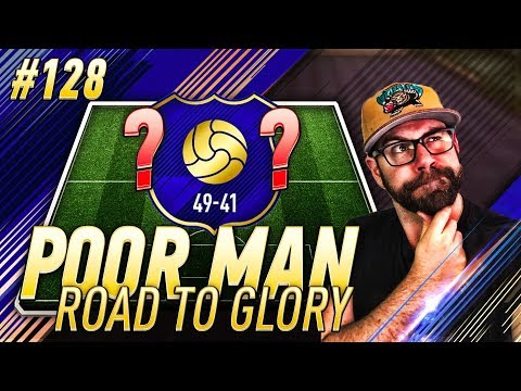 IS THE NEW ROTW (49-41) TOTS SBC WORTH THE COINS? - Poor Man RTG #128 - FIFA 18 TEAM OF THE SEASON