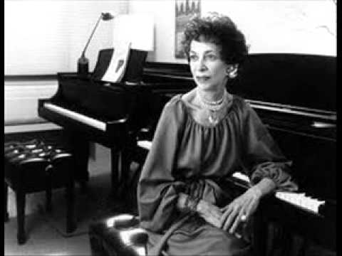 Constance Keene plays Rachmaninoff Prelude in G Op. 32 No. 5
