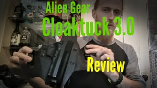 Tabletop Review - Aliengear Cloaktuck 3.0 Hybrid Holster