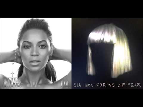 Halo Meets Gasoline - Beyoncé vs. Sia (Mashup)