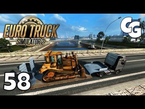 Euro Truck Simulator 2 - Ep. 58 - Hello Paris! - ETS2 ProMods 2.1 Gameplay