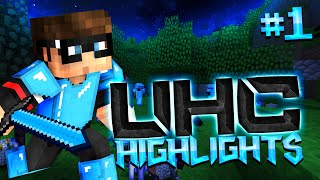 Minecraft UHC Highlights #1: Choose Your Battles Wisely Thumbnail