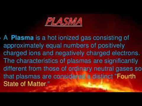 What is Plasma In hindi