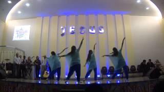 A Colheita - Alda Célia (Min. Geração que Dança IEQ LRV)