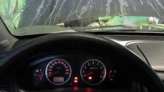 Обучение Дроссельной Заслонки Nissan Almera N16 (неудачный дубль)