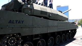 Altay Ana Muharebe Tankı