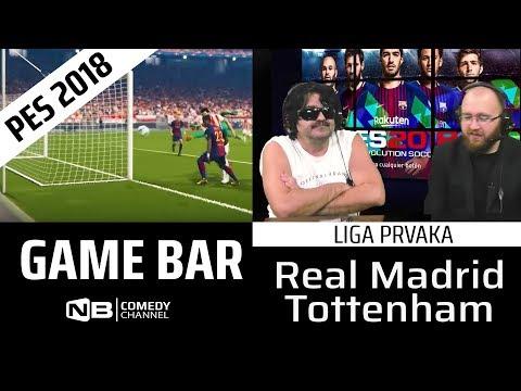 Real Madrid vs. Tottenham|Game Bar|© News Bar