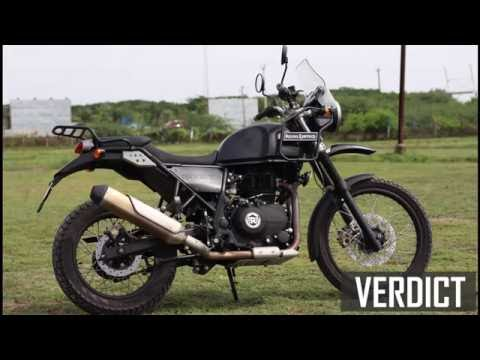 Royal Enfield Himalayan | Review | MVR