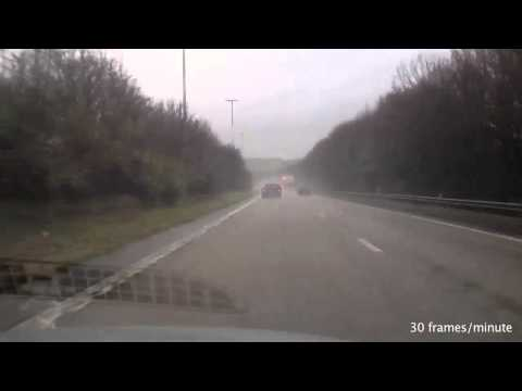 Ramstein to Brussels Timelapse, 11/23/12