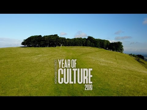Culture is...   Horsham District Year of Culture 2019 #HDYOC19