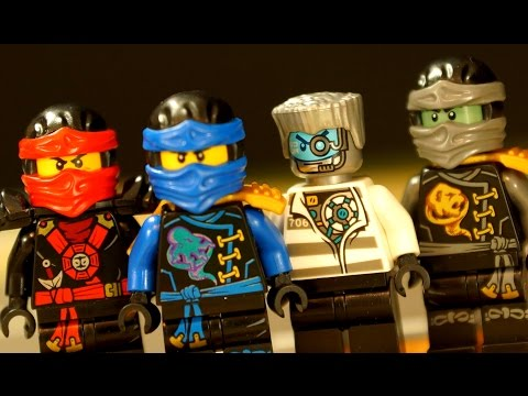 Смотреть видео Лего майнкрафт