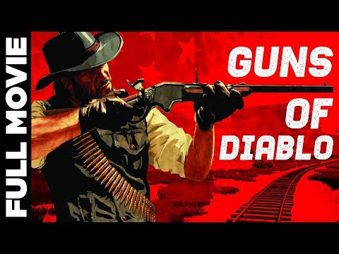 Guns of Diablo 1965  Charles Bronson, Susan Oliver, Kurt Russell  English Classic Movies