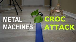 Zuru Metal Machines Croc Attack Demonstration