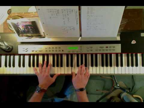 Piano Tutorial Reo Speedwagon I Cant Fight This Feeling Anymore