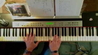 Piano Tutorial, REO Speedwagon - I Can