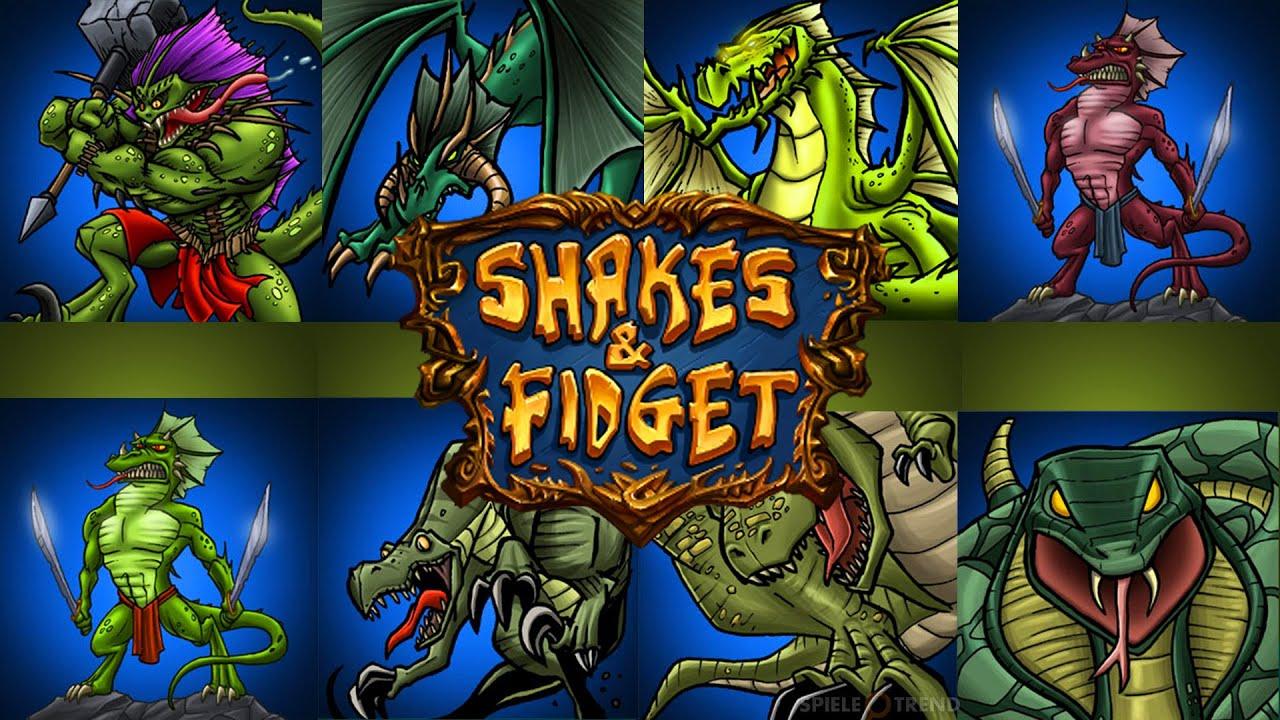 Shakes And Fidget Kostenlos