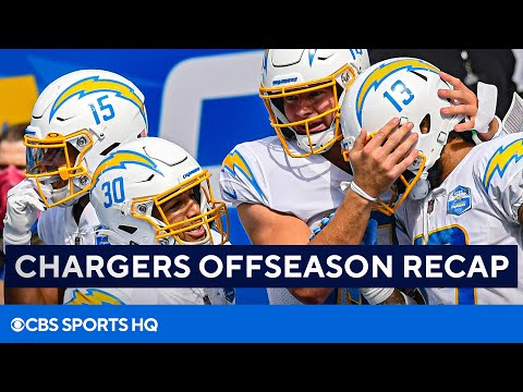 Chargers Offseason Recap & 2021 NFL Draft Preview | CBS Sports HQ