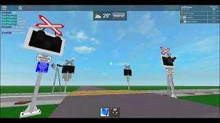 ROBLOX | Wardsey Level Crossing | Foxton And Area 2016/17