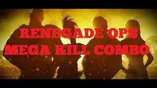 Achievement Guides - Renegade Ops Part I - Mega Kill Combo