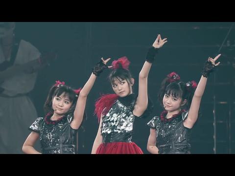 BABYMETAL - Ijime, Dame, Zettai Live @ Budokan Black Night