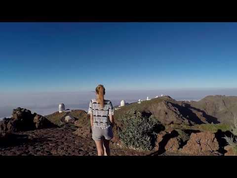 La Palma - Canary islands - Travel video