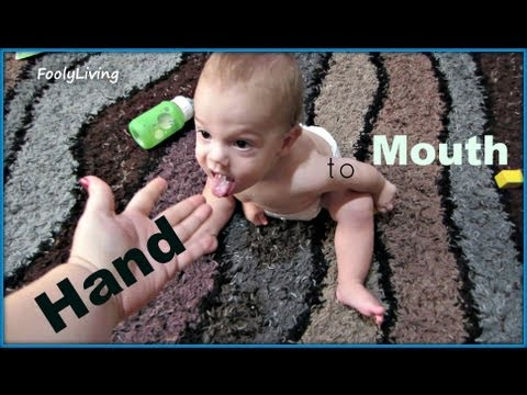 Living Hand to Mouth - September 2, 2013 - FoolyLiving Vlog
