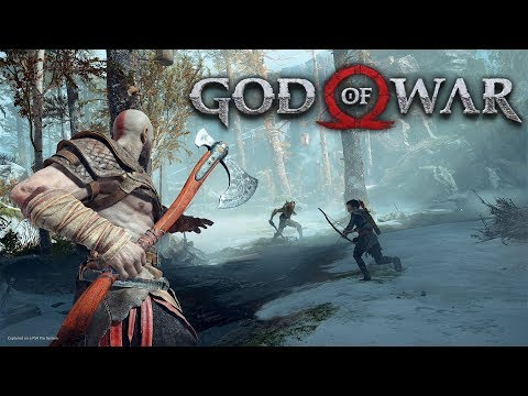 🔥WITAMY W ALFHEIMIE🔥 - God of War [2018] #5 [PS4]