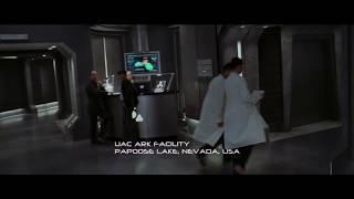 Телепортация ... отрывок из фильма (Дум/Doom)2005