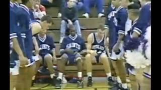 Interlake vs Cascade 1992 District AAA Washington State Boys Basketball Playoffs