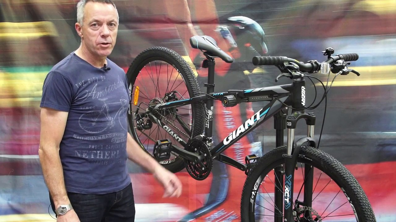 Giant Atx 2 Mountain Bike 2017 Youtube