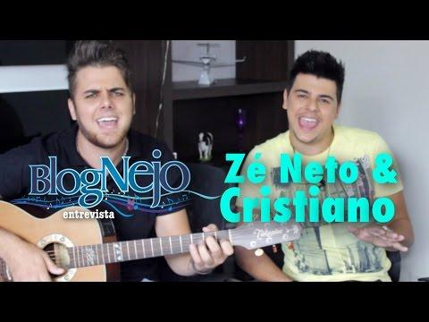 Blognejo Entrevista - Zé Neto & Cristiano