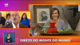 Rui prepara o pequeno-almoço de Fátima Lopes - Você na TV!