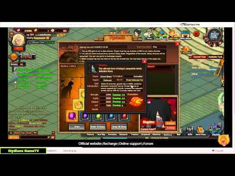 Bleach Online: Cheat Engine + Events