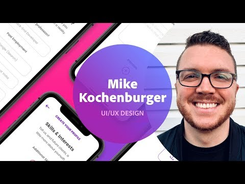 UI/UX Design with Mike Kochenburger - 2 of 3