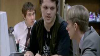 The Office - The IT Guy, Tim, and Gareth