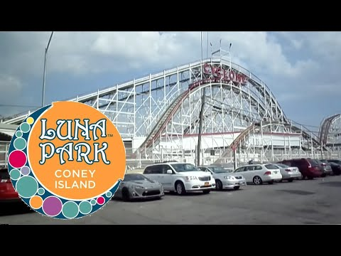 Coney Island Tour and Review (Cyclone , Deno's Wonder Wheel)