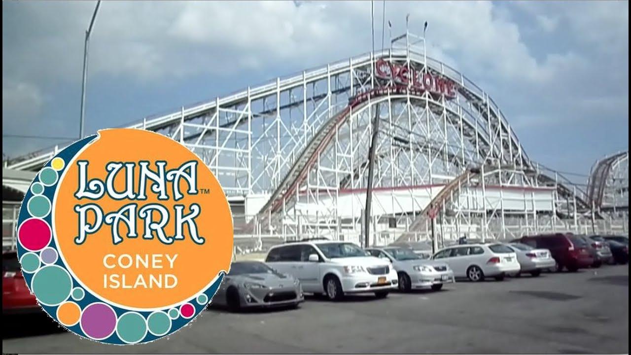 Coney Island Wonder Wheel Youtube