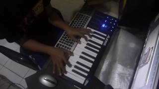 review alesis v25 midi controller indonesia