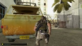 "Splinter Cell: Double Agent - Mission-9 ""Kinshasa"" (PC Version) Buggy! 100% Stealth Run)"