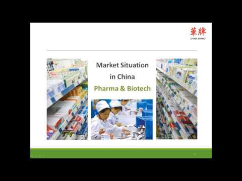 Pharma & Biotech In China –  New Legal Framework, Successful Market Entry And IP Protection
