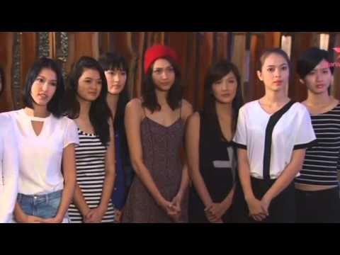 Asia's Next Top Model 2015 - The Girl With A Killer Smile -
