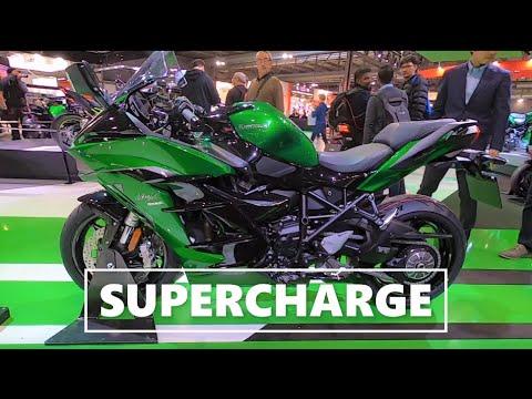 Kawasaki's Most Powerful NINJA H2 SX SE Plus 2020