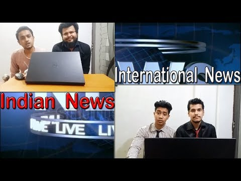 Indian News vs International News