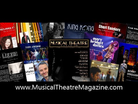 Musical Theatre Magazine - Promo