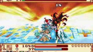 Summon Night Craft Sword Monogatari 3 - Hajimari no Ishi {Final Boss} Velvoren