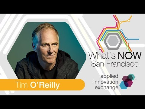 WTF? What's the Future of Platforms and Silicon Valley? with Tim O'Reilly